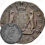1 копейка 1767, КМ, Редкие