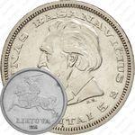 5 литов 1936 [Литва]