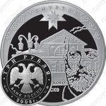 3 рубля 2008, Удмуртия