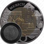 5 евро 2011, замок Мерш