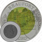 5 евро 2013, замок Бофор