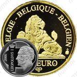 12,5 евро 2006, король Леопольд I