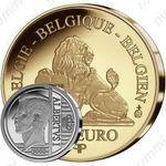 12,5 евро 2008, король Альберт I