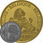 12,5 евро 2014, королева Астрид