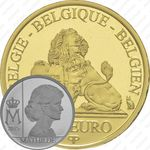 12,5 евро 2015, королева Матильда
