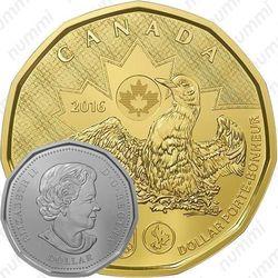 1 доллар 2016, Лаки Луни