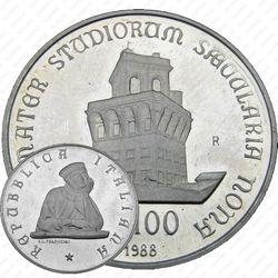 100лир 1988