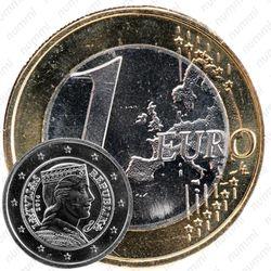 1 евро 2014
