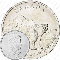 5 долларов 2011