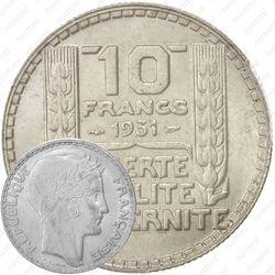 10 франков 1931