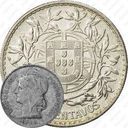 50 сентаво 1916