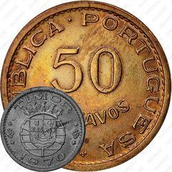 50 сентаво 1970