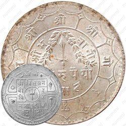 1 рупия 1938 [Непал]