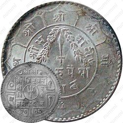 1 рупия 1949 [Непал]