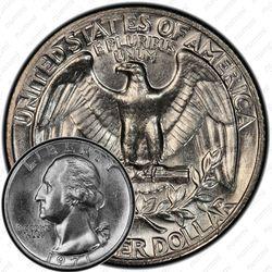 25 центов 1971