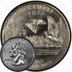 25 центов 2003, Арканзас