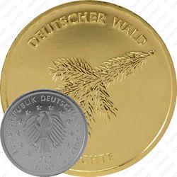 20 евро 2012, ель [Германия]