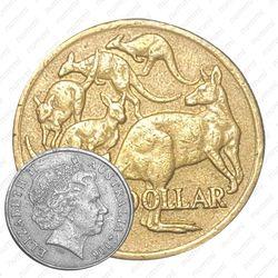 1 доллар 2006 [Австралия]