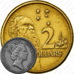 2 доллара 1988 [Австралия]