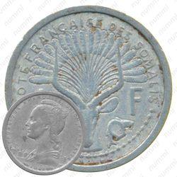 1 франк 1948 [Джибути]