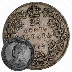 5 центов 1912 [Канада]