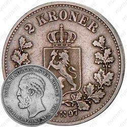 2 кроны 1897 [Норвегия]