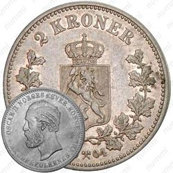 2 кроны 1904 [Норвегия]