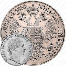 ½талера 1852-1856 [Австрия]