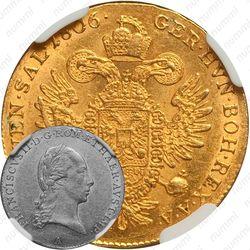 1 дукат 1804-1806 [Австрия]