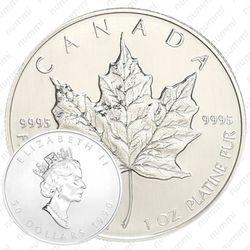 50 долларов 1990-2003, Кленовый лист [Канада]