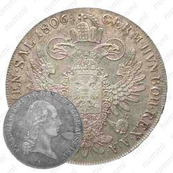 1 талер 1804-1806 [Австрия]