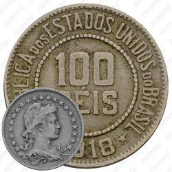 100 рейсов 1918-1935 [Бразилия]