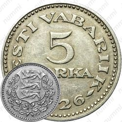 5 marka 1926