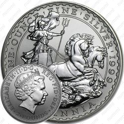 2 фунта 1999, Британия