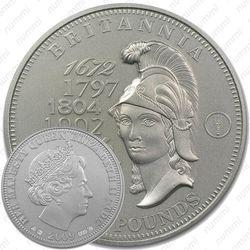 5 фунтов 2009, Британия