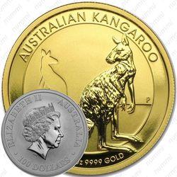 100 долларов 2016, кенгуру