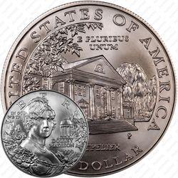 1 доллар 1999, Долли Мэдисон