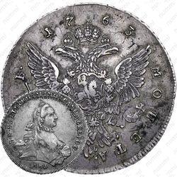 1 рубль 1763, ММД-TI-EI