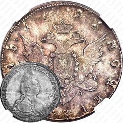 1 рубль 1791, СПБ-TI-ЯА