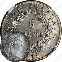 5 франков 1811