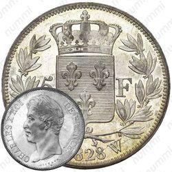 5 франков 1828