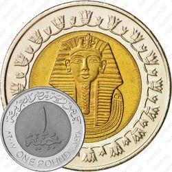 1 фунт 2007