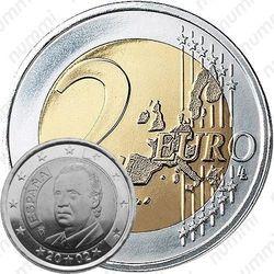 2 евро 2002, М