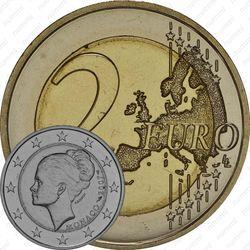 2 евро 2007, Грейс Келли