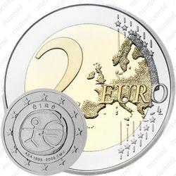 2 евро 2009, 10 лет союзу (Ирландия)