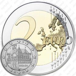 2 евро 2010, Бремен
