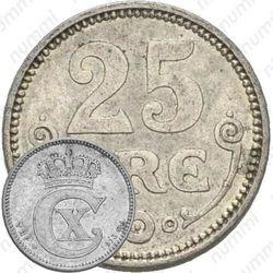 25 эре 1913