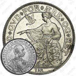 2 кроны 1903, Кристиан IX