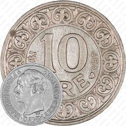 10 эре 1907