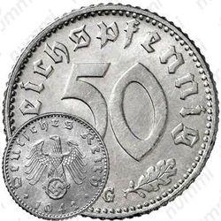 50 рейхспфеннигов 1942